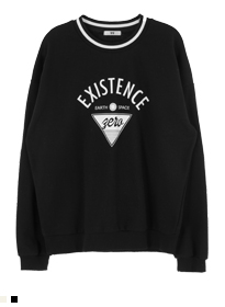 EXISTENCE Pullover Sweatshirt