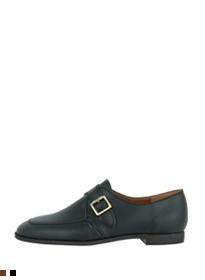 Square Toe Strapped Shoes