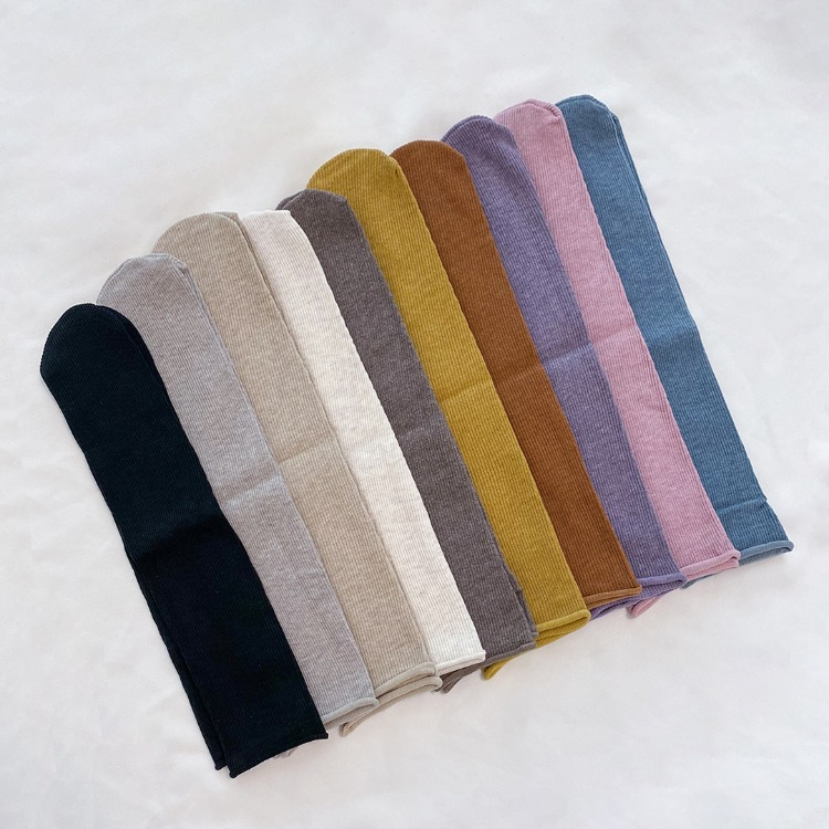 NEVERM!NDBasic Rolled Edge Socks
