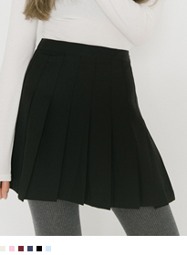 Classic Pleat Tennis Skirt