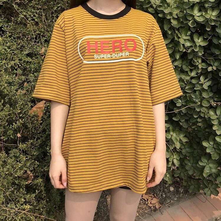 HERO Striped T-Shirt